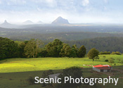 scenic photography sunshine coast